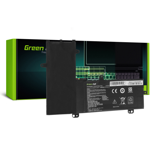 Bateria Green Cell C21N1504 do Asus Transformer Book Flip TP200S TP200SA
