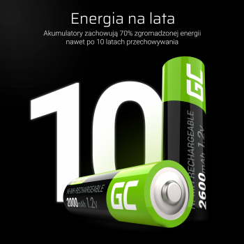 Green 2600mAh