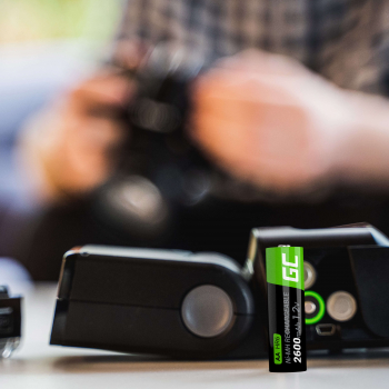 Green Cell 4x Akumulator AA HR6 2600mAh
