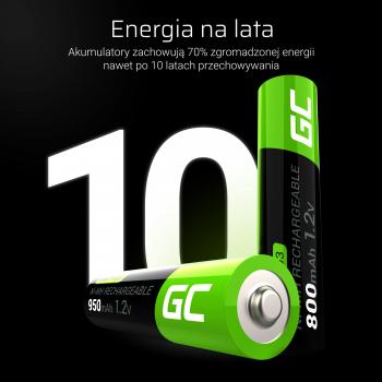 Green 950mAh
