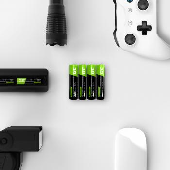 Green Cell 4x Akumulator AAA HR03 800mAh