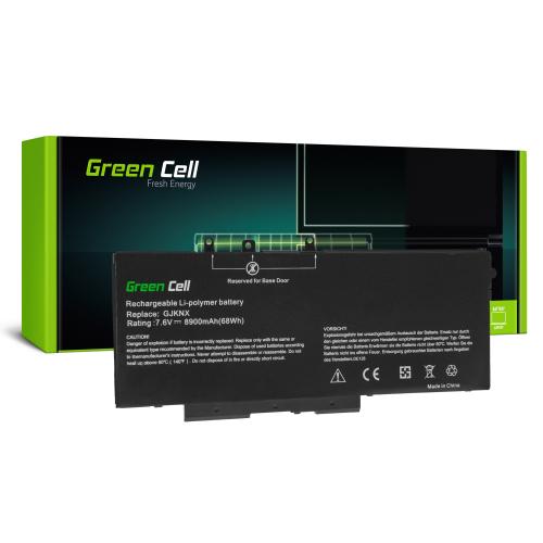 Bateria Green Cell 93FTF GJKNX do Dell Latitude 5280 5290 5480 5490 5491 5495 5580 5590 5591 Precision 3520 3530