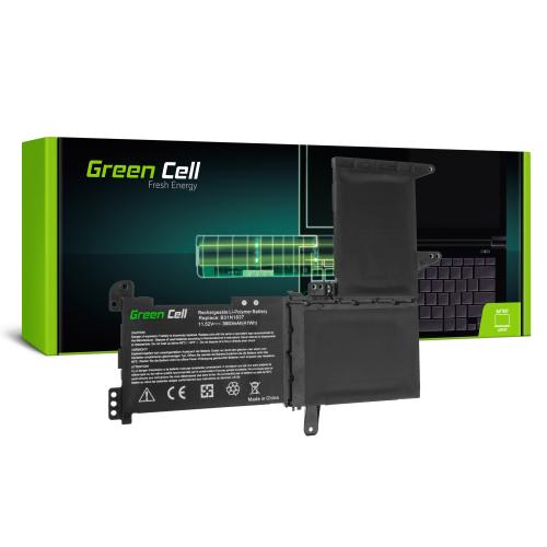 Bateria Green Cell B31N1637 C31N1637 do Asus VivoBook S15 S510 S510U S510UA S510UN S510UQ 15 F510 F510U F510UA