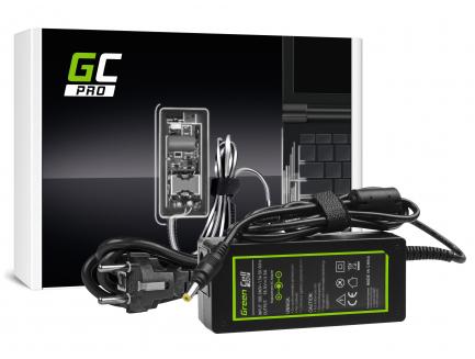 Zasilacz Ładowarka Green Cell PRO 18.5V 3.5A 65W do HP Pavilion DV2000 DV6000 DV8000 Compaq 6730b 6735b nc6120 nc6220 nx6110