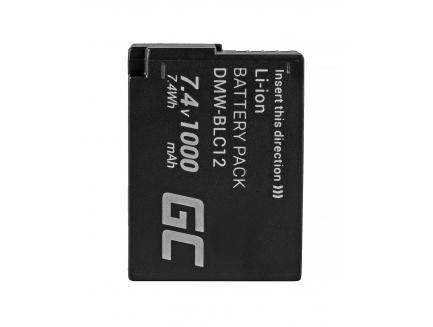 Panasonic DMW-BLC12E Panasonic FZ2000 G81 FZ1000 FZ300 G6M GX8M G70M G70KA GX8EG-K GX8 G70