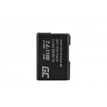 Bateria 1100 mAh + Ładowarka