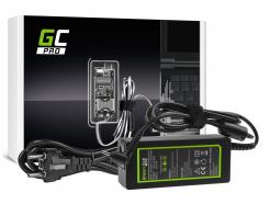 Zasilacz Ładowarka Green Cell PRO 19V 3.42A 65W do Acer Aspire S7 S7-392 S7-393 Samsung NP530U4E NP730U3E NP740U3E