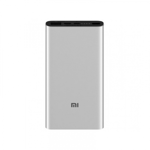 Power Bank Xiaomi 10000 mAh MI3 PLM12ZM srebrny