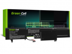 Bateria Green Cell L14M6P21 do Lenovo IdeaPad Y900-17ISK Y910-17ISK