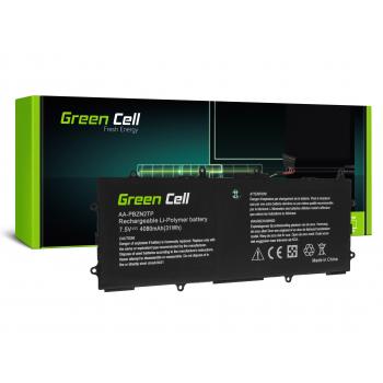 Bateria Green Cell AA-PBZN2TP do Samsung NP905S3G NP910S3G NP915S3G XE300TZC XE303C12 XE500C12 XE500T1C