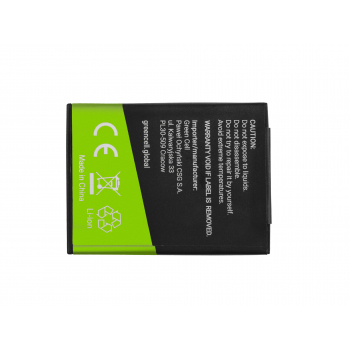 Bateria Green Cell ® NP-85 NP85 do FujiFilm FinePix SL300, SL305, SL280, SL260, SL240 3.7V 2000mAh