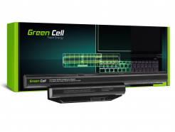 Bateria Green Cell do Fujitsu LifeBook A514 A544 A555 AH544 AH564 E547 E554 E733 E734 E743 E744 E746 E753 E754 S904
