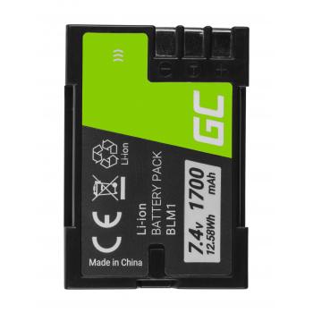 Bateria Green Cell ® BLM-1 BLM1 do Olympus CAMEDIA C-7070, E-300,volt E-500 7.4V 1700mAh