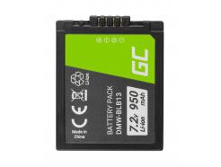 Bateria Green Cell ® DMW-BLB13 DMWBLB13 do Panasonic Lumix DMC-G1 7.4V 1700mAh