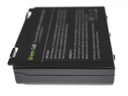 Bateria Green Cell A32-F82 A32-F52 do Asus K40 K50IN K50IJ K61IC K70IJ 10.8V