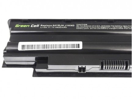 Bateria  Green Cell J1KND do Dell Inspiron N4010 N5010 13R 14R 15R 17R 11.1V 6 cell