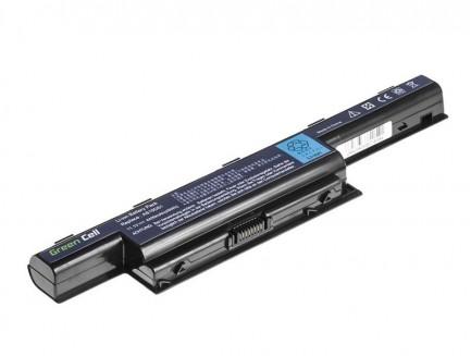 Bateria Green Cell AS10D* do Acer Aspire z serii 5733 5742G 5750 5750G AS10D31 AS10D41 AS10D51 AS10D61 AS10D71 11.1V 6 cell
