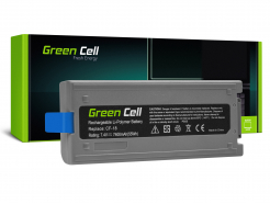 Bateria Green Cell CF-VZSU30B do Panasonic Toughbook CF-18