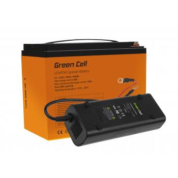 Akumulator litowo-żelazowo-fosforanowy LiFePO4 Green Cell 12.8V 42Ah