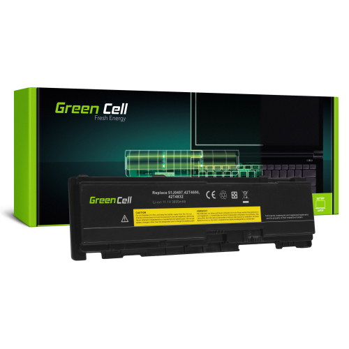 Bateria Green Cell do Lenovo ThinkPad T400s T410s T410si