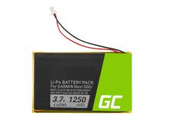 Bateria Green Cell® IA2B309C4B32 do GPS Nuvi 300 310 350 360 600 610 650 660FM