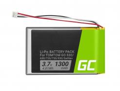 Bateria Green Cell® VF8 AHL03714000 do GPS TomTom Go 530 630 720 730 930 X40 X50
