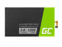 Bateria Green Cell® 58-000124 do czytnika e-book Amazon Kindle Oasis 8th