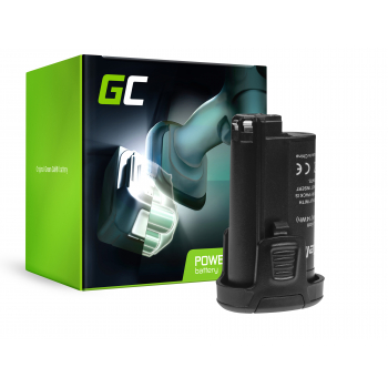 Bateria Akumulator Green Cell 2 607 336 715 2.615.080.8JA do Dremel 8100 85-0352 B808-01 Cordless Multi-Tool