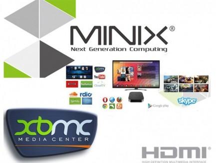 MINIX X7 XBMC Android 4.2.2 1080p FullHD TV
