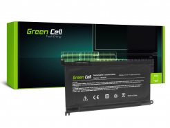 Bateria Green Cell WDX0R WDXOR do Dell Inspiron 13 5368 5378 5379 15 5567 5568 5570 5578 5579 7560 7570 Vostro 14 5468 15 5568