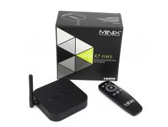 Android Box MINIX X7mini XBMC Android 4.2.2 1080p FullHD TV