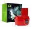 Green Cell ® Bateria do Makita 8280DWE