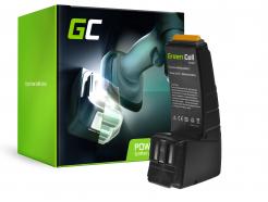 Bateria Akumulator Green Cell do FESTOOL BPH9 6C 96ES 9.6V 2Ah
