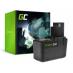 Bateria Green Cell (2.5Ah 9.6V) 2 607 335 144 2 610 910 400 BAT001 do Bosch PDR PBM PSR GLI GSR 9.6 VE VE-2 VES2 Skil 3100