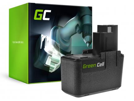 Bateria Akumulator Green Cell do DeWalt BAT001 PSR GSR VES2 BH-974H 9.6V 2Ah