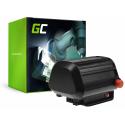 Bateria Akumulator Green Cell do kosiarki Gardena BLi-18 8866 Li-18/50 TCS Li-18/20 18V 2.5Ah