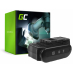 Bateria Green Cell (4Ah 14.4V) EY9L40 EY9L40B EY9L42B EY9L41 EY9L42 EZ9L40 do Panasonic EY3640 EY3740 EY4541 EY4640X EY45A2