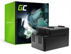 Bateria Akumulator Green Cell do kosiarki WORX WA3536 WG770 WG770E WG776 WG776E 40V 2Ah