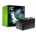 Green Cell ® Bateria do Worx WG368E.3