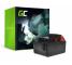 Green Cell ® Bateria do Milwaukee M18TM