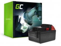 Bateria Akumulator Green Cell (5Ah 18V) do Milwaukee M18 C18B M18B M18B2 M18B4 M18B5 M18B6 FPD-502X HD18PD M18BDD M18FPD
