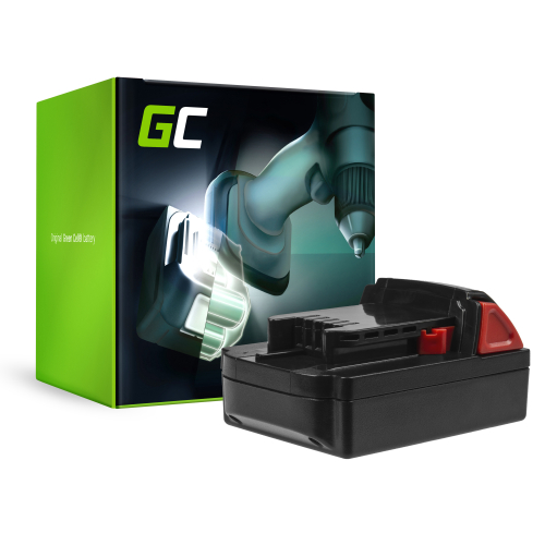 Bateria Green Cell (2Ah 18V) M18 C18B LI18 M18B2 M18B4 M18B5 M18B6 do Milwaukee BDD-202C BLPD-502C BLDD-502C FPD-0 BPD-202C
