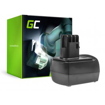 Bateria Green Cell (2Ah 12V) 6.25474 6.25486 6.25473 do Metabo BSZ 12, BSZ 12 Impuls, BSZ 12 Premium, BZ 12 SP, SSP 12
