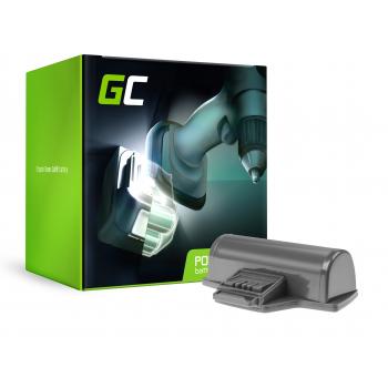 Bateria Green Cell (2.5Ah 3.7V) do Karcher WV5 WV 5 Plus Premium Home Line 1.633-453.0