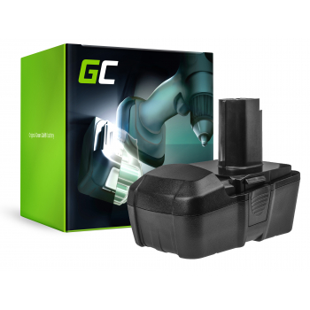 Bateria Green Cell (2Ah 18V) 451327501029 451379001019 do Einhell RT-CD 18/1 TE-CD 18-2 I 45.132.75 4513275 45.137.90 4513790