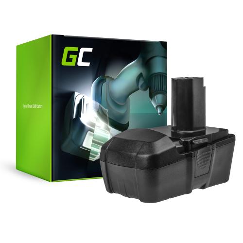 Bateria Green Cell (2Ah 18V) 451327501029 451379001019 do Einhell RT-CD 18/1 TE-CD 18-2 I 45.132.75 4513275 45.137.90 4513790