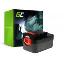 Bateria akumulator Green Cell do Black&Decker A12 A1712 HPB12 12V 3Ah