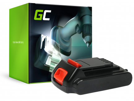 Bateria Akumulator (1.5Ah 18V) BL1518 BL2018 BL3018 BL4018 do Black&Decker ASD18K BDCDC18 BDCDC18BAFC GKC1825L20 GWC1820PCB