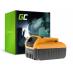 Green Cell ® Bateria do DCB 184