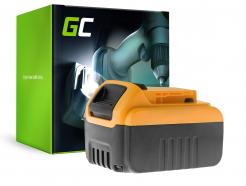 Bateria Akumulator Green Cell do Dewalt DCB184 DCB182 DCB180 18V 5Ah